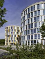 Bürogemeinschaft in Hamburg