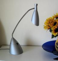 Büroleuchte mit LED-Spot