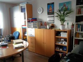 Büromöbel, gut erhalten, stabil, frei gestaltbar, günstig