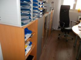 Foto 2 Büromöbel, gut erhalten, stabil, frei gestaltbar, günstig
