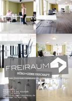 Büroplätze im FREIRAUM Lüneburg
