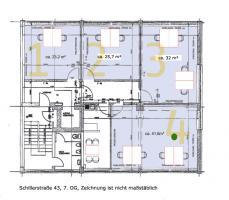 Foto 3 Büroplatz in Bürogemeinschaft Altona