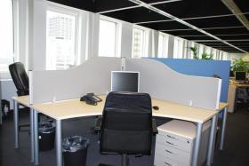 Foto 2 B�ror�ume auf Zeit in Frankfurt, Office Sharing