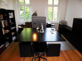 Büroraum, 26 qm, möb., beste Lage Heimhuder Str.