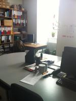Foto 2 Bürountermiete in Architekteatelier, Dachgeschoss, 1180