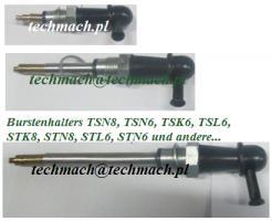 B�rstenhalter STN 8 R f�r Kupplung