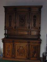 Foto 5 Buffet Henry 2 Eiche 1890, guter Zustand