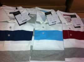 Bugatti Herren Poloshirts Großhandelsposten Ausverkauf