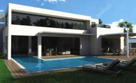 Build with us your modern villa in Greece