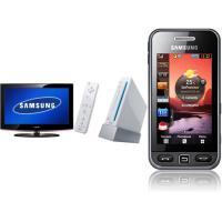 Bundles Handy Vertrag Samsung S5230 Star bundle Nintendo Wii + Tv LCD Samsung Vertrag ab NUR 0, - Euro!