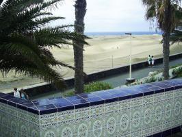 Foto 8 Bungalow an den Dünen Playa del Ingles zu verkaufen - Erste Strandreihe Gran Canaria