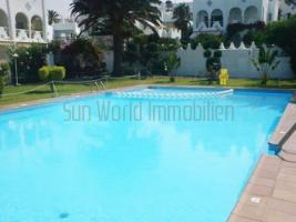 Bungalow mit Garten Gran Canaria zu verkaufen - Monte Golf
