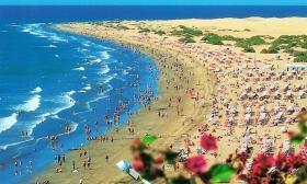 Bungalowanlage Playa del Ingles zu verkaufen - Gran Canaria