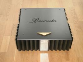 Burmester Power Amplifier 956 Stereo-Endstufe der Extraklasse