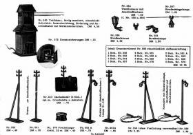 Busch Freileitung-System H0