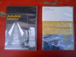 CAD Software Inventor Suite 2007 und 2008