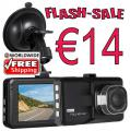 CAR DVR DashCam KKmoon HD 1080p Cam nur 14€ frei Haus