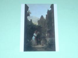 CARL SPITZWEG ( 1808-1885) , Der Abschied