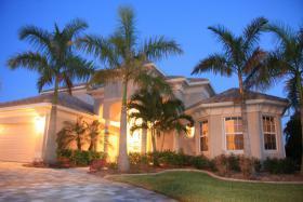 CASA FiORE : fantastischer Wasserblick 5*FerienVilla mit Pool/Spa in Cape Coral, Florida