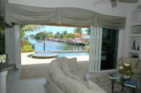 Foto 5 CASA FiORE : fantastischer Wasserblick 5*FerienVilla mit Pool/Spa in Cape Coral, Florida