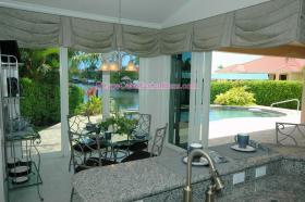 Foto 6 CASA FiORE : fantastischer Wasserblick 5*FerienVilla mit Pool/Spa in Cape Coral, Florida