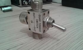 Foto 4 CB Funk / Amateurfunk Antennen Umschalter
