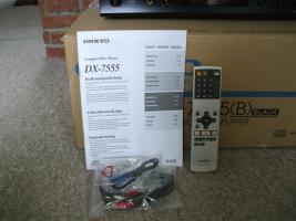 Foto 3 CD-Player Onkyo DX-7555