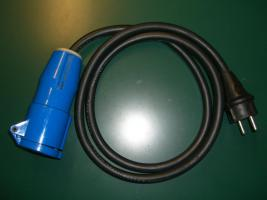 CEE Adapter 3-polig