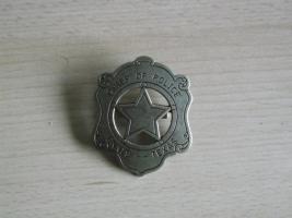 CHIEF OF POLICE/Ennis - Texas Sheriffstern