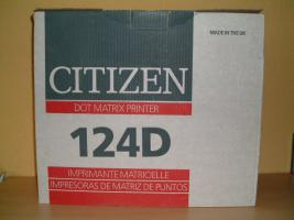CITIZEN 124D Nadeldrucker