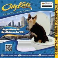 CITYKATZ * KATZEN WC-SITZ TRAINING SYSTEM