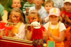 Foto 4 CLOWN ZAUBERSHOW Kinderprogramme , musezirkus, animation u.m.