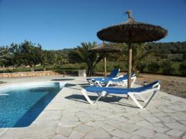 CMM00176 Romantische Finca mit traumhaftem Weitblick in Campos - Mallorca