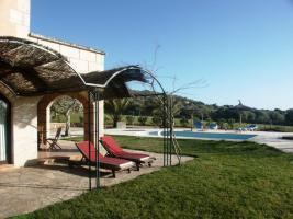 Foto 4 CMM00176 Romantische Finca mit traumhaftem Weitblick in Campos - Mallorca