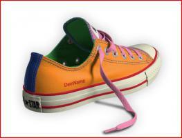 Foto 5 CONVERSE Chucks, gestalte deinen Schuh selber