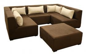Couchgarnitur couch sofa wohnlandschaft verstellbar neu in for Wohnlandschaft verstellbar