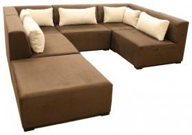 Couchgarnitur couch sofa wohnlandschaft verstellbar neu in for Couchgarnitur wohnlandschaft