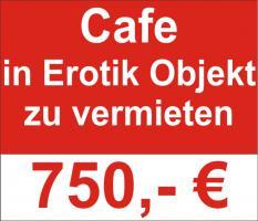 Cafe mit Geldspielgeräten in Erotikobjekt zu vermieten !