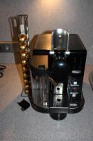 Cafe- Latte auf Knopfdruck