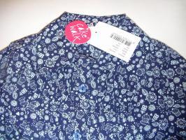 Foto 2 Cakewalk Kleid blau weiss neu ungetragen 116