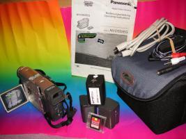 Camcorder, Panasonic NV – DS55