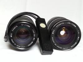 Foto 2 Camera Canon T70 mit Zubehör
