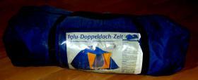 Camping Zelt Iglu Doppeldachzelt Kombinierbar