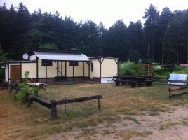 Campingplatz Nahe Oder-Havelkanal