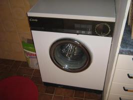 Candy Waschmaschine für 20 Euro - leicht defekt