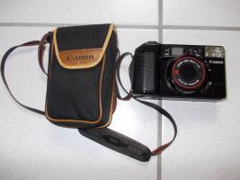 Canon AF35M II mit original Tasche