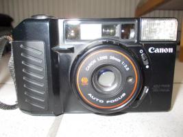 Foto 2 Canon AF35M II mit original Tasche