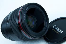 Foto 2 Canon EF 35mm 1:1,4 L USM Objektiv (72 mm Filtergewinde)