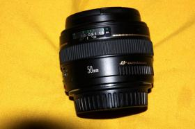 Canon EF 50 1/1.4 USM