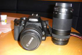 Canon EOS 1000D Digitale Spiegelreflexkamera